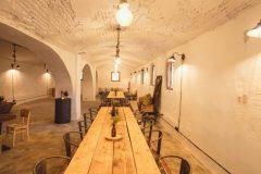 Holyňská stodola - chlév