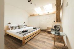 Holyňská stodola - ubytování
