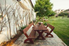 Holyňská stodola - zahrada